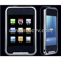 2.8inch TFT touch screen mp4 player with 1.3mege camera
