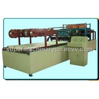 3D wall panel production line