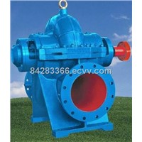 BOS SERIES AXIALLY-SPLIT SINGLE-STAGE DOUBLE-SUCTION CENTRIFUGAL PUMP