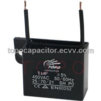 CBB61 AC Motor Run Capacitor (Tinned Copper Wire)