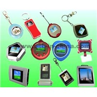 Crystal-style electronic digital photo/picture frame/promotion gift