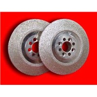Chamfering Grinding Wheels for Brake Pads (D150-D250)