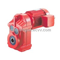 HF Series Parallel Shaft helical geared reducer(gearbox)(speed reducer)