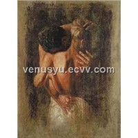 nude oil painting with LOW PRICE