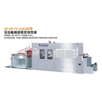 High Speed Plastic Thermoforming Machine