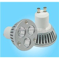 High power led spot lamp bulb