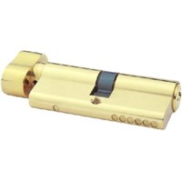 Lock cylinder & mortise lock