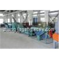 PET Bottle Flake Recycling Line