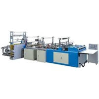 Rope-Opening Bag and Patch Bag Making Machine