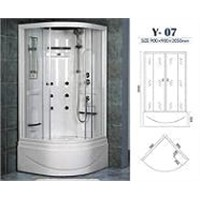 Steam Rooms Shower Panels Shower enclosure Whirlpool Baths ysl-07 Steam Rooms