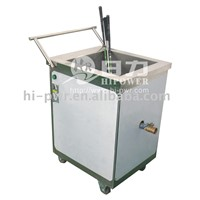 Ultrasonic cleaner for golf club