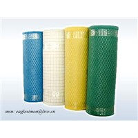 Wire Mesh Coated Composite Filter Material