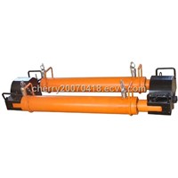 YLS-900 HYDRAULIC RAIL PULLING AND PUSHING DEVICE