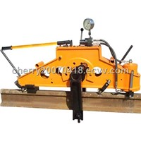 YPG-1000 HYDRAULIC RAIL BENDING MACHINE
