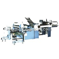 ZYHD660E Combi-folding machine(With electric control knife)