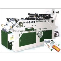 auto envelope & box window sticking machine