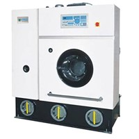 automatic dry-cleaning machine