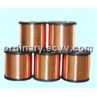 copper covered steel and copper coated aluminium wire