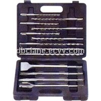 electric hammer drill bits set