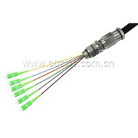 fiber optic patch cord--waterproof
