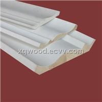 gesso primed wood moulding