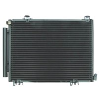 land cruiser 2002 OEM quality Radiator and Condenser