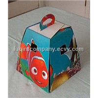 packaging box, folding gift box, paper box