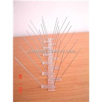 plastic base stainless steel pigeon spikes
