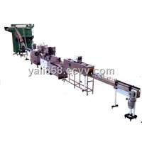 pop can filling line