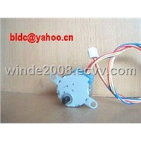 stepper motor/air-condition stepping motor/PM Geared stepper motors/PM geared stepping motors