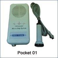 Ultrasonic Pocket Doppler