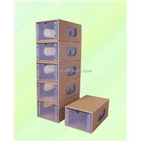 Shoe box & rack or Storage Box & rack