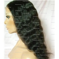 Custom made FULL LACE WIGS, 100% Indian Remy Hair