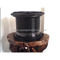 Coaxial Cable (RG6) - Black