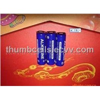 0% Hg 27A alkaline battery