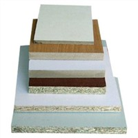 1220x2745mm melamine faced particle board