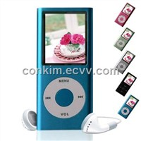 "1.8"" TFT LCD mp4 player 256MB-8GB  (CKM-41802)"