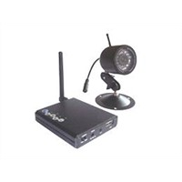 2.4GHz Wireless CCTV USB Camera