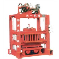 4-40 brick forming machine