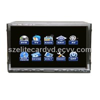 7 inch 2-Din Car DVD Player