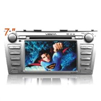 "7"" car In dash DVD player delicated for Toyota Camry"