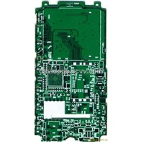 8 layer PCB with ROHS compliant for mobile phone main board