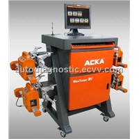 ACKA MaxTuner W1 Wheel Aligner / Wheel alignment system