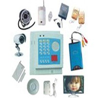 CCTV surveillance system with 32 defense zones alarm