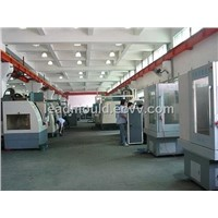 CNC machines(facilities view)