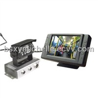 Car Rear Vision Systems with 3.8 inch Sharp digital Stand-alone TFT LCD Monitors