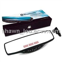Car kit Bluetooth Rearview Mirror