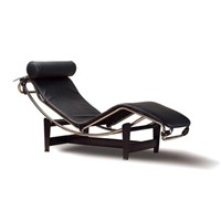 Chaise Longue- Leather chair