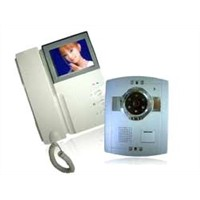 Color Video Door Phone for Villa   SA-C104&SA-CF109