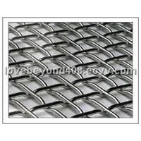 Crimped Wire Mesh,Square Mesh